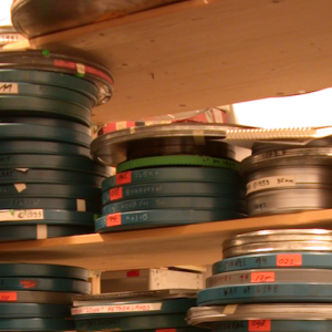 Image of film canisters